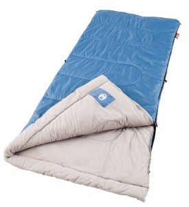 Coleman Trinidad Warm-Weather Sleeping Bag review