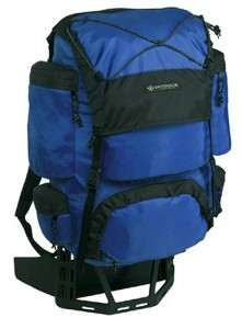 external-frame-backpack